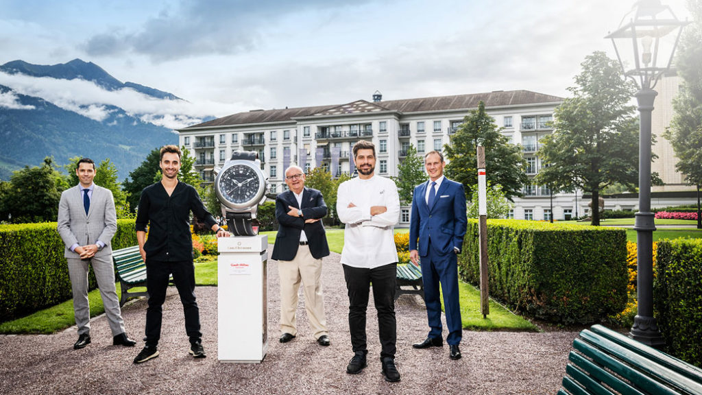 Grand Resort Bad Ragaz zum Dritten